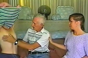 Hottest Amateur Record With Young Old Cunnilingus Scenes
